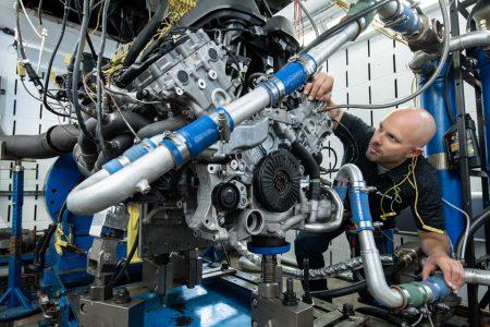 ENGINE & SUBSYSTEM TESTING